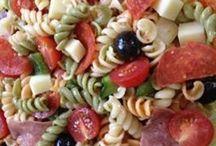 Salads / by Stephanie Eads
