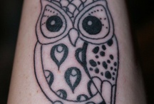 owls owls owls! / by Cayla Veach