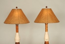 Table Lamps / Illuminate and enhance your home's beauty with our professionally restored authentic table lamps from Restoration Lighting Gallery in Hartford, CT. www.myrlg.com / by Restoration Lighting Gallery