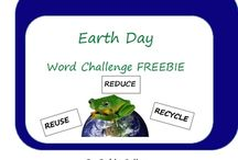 FREE Earth Day Downloads / FREE teacher-created items selected for Earth Day. / by TeachersPayTeachers