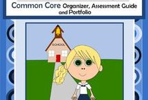 Common Core Assessments / by Stephanie Janes