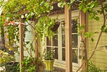 Garden Structures & Hardscaping / by Kelly Brenner