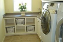 Laundry Room / by Nanette Ward