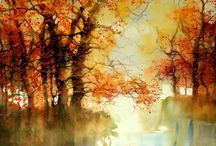watercolor inspirations / by Rhonda Kennedy