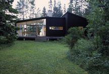 Summer houses / by Linda Kummel