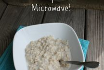 All About Oatmeal / by Nomi De Plume