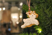 Christmas at the Biscuiteers Boutique / by The Biscuiteers