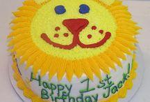 Birthday parties / by Katie Nazzaro