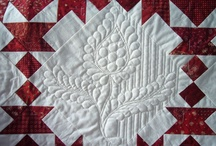 Hand Quilting / by Tara Darr