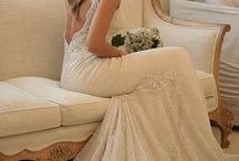 Wedding dress / by Vela Villar
