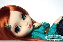 Pullip Dolls / by Jen Woon