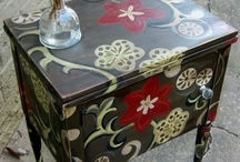 Funky Fun Furniture / by Linda Brown