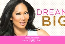 Kimora's Life Lessons / She's a top model, TV personality, and a savvy businesswoman. She is Kimora Lee Simmons, and starting next month we're sharing some important life lessons that she imparted to FIDM Students in a private event on the Los Angeles campus earlier this year. When Kimora talks, people listen! Stay tuned. / by FIDM/Fashion Institute of Design & Merchandising