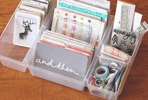 Project Life Ideas + Storage / by Lori Allred {allreddesign.net}