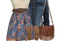 Fashionnn!!! / My style / by Whitney Blockman