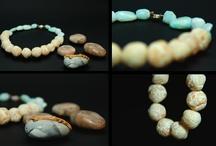 Jewellery made by Eva Sušanská (www.evasusanska.com / Jewellery made by Eva Sušanská (www.evasusanska.com)  Autorka šperků/Jewellery made by: Eva Sušanská (www.evasusanska.com) Styling: Kateřina Šmídová Photo: Patricie Behenská Model: Anetta Behenská Jewellery made from polymer clay, metal, fiber, horsehair.../ šperky vyrobeny z polymerové hmoty, kovu, látky, koňské hřívy... Please don´t copy/ Prosím, nekopírujte! / by Eva Makrlíková