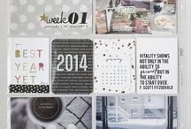 Project Life / Ideas for 2014 scrapbooking / by Christy McCluskey