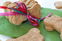 Homemade Dog Treats / by Marge Perry