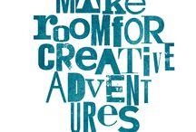 """Quotes / Handig voor mijn 365 uitdaging. 365woordenzinnenenmeer.blogspot.com / by Creatief inloophuis """"De vrije hand"""""""