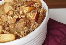 Oatmeal Recipes / by Hope Hallinan