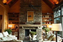 architecture and home design / by MARGARET LEWIS