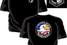 Military T-Shirts / Great inspirational T-shirts from http://www.priorservice.com/miltshir.html  / by PriorService.com