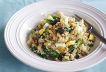 Quinoa Recipes / by MAS GoodLife