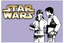love: Star Wars / by Erin Gordon