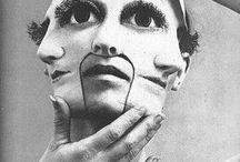 Masks / by Marina Wajnsztejn