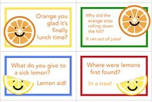 Lunch box notes! / by Misty Rogers