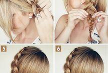 hair dos / by Erin Barnett