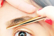 Make up/eyes / by Tiffany Walker