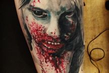 Zombie Tattoos / by Haily Peterson