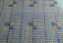 Tissage * Weaving / by Diane Asselin