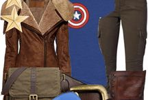 Captain America / by Megan Sauer