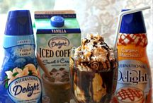 International Delight Flavor Inspiration Board / by Jennifer Quillen