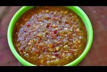 SALSA-SAUCE-SOUP / by ioannis chovardian