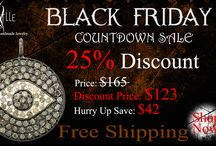 BLACK FRIDAY Countdown SALE / by Mettlle.com