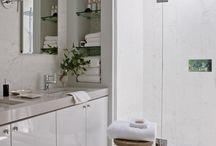 Bathroom ideas / by Hillary Graber