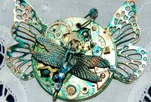 Jewellery ideas / by Laura Sydenham