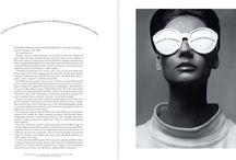 Magazine Layout Inspirations / by Elise Costello