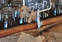 Rustic Birthday Party / by Lisa Hankal