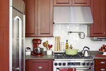 k kitchen / by Maggie Mesa
