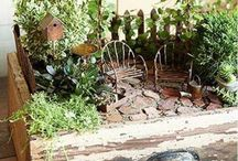 fairy gardens and things / by Judy Burks