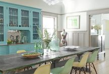 Home | Dining Room / by Heather Chasey