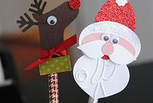 Christmas Crafts / by Kelli Witt