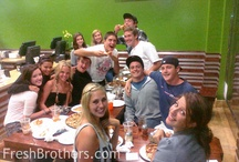 """Kids """"Make Your Own Pizza Parties"""" / by Fresh Brothers"""