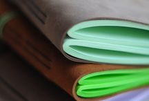 Bookbinding / Books, Notepads & More / by Mokona Darcy