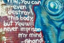 Street Art 2 / by Carolyn Ferrandino