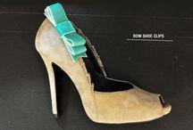 Shoe Clips  / by Tamara Gunder
